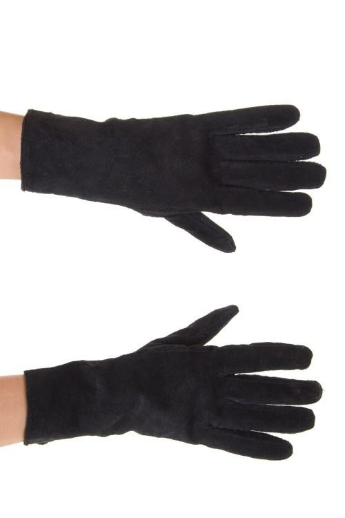 Mănuși de damă din piele întoarsă 22.00