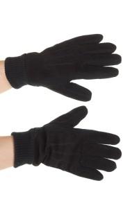 Mănuși de damă din piele întoarsă