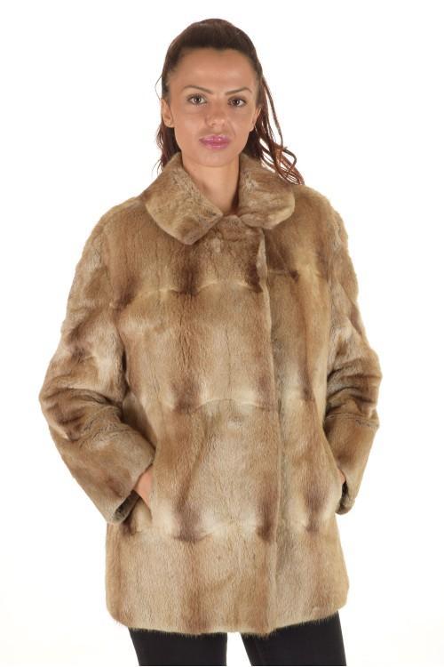 Palton de damă actual din bizam 398.00