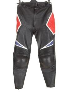 Pantalon de damă biker