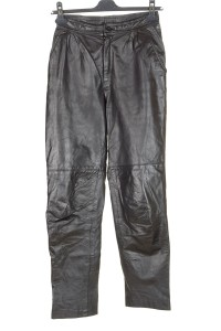 Pantalon de bărbați piele