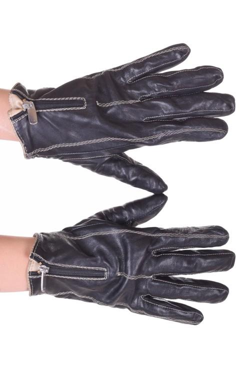 Mănuși de damă draguțe piele 30.00
