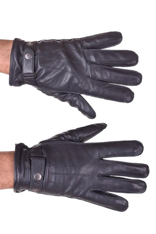 Mănuși de bărbați actuale piele 48.00