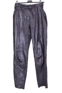 Pantalon de damă piele