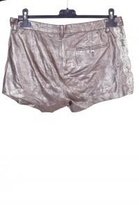 Pantaloni scurți de damă de brand piele
