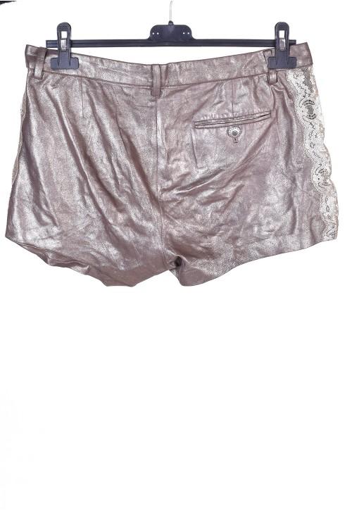 Pantaloni scurți de damă de brand piele 75.00