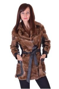 Palton de damă superb dе blana naturala