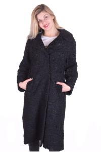 Palton de damă lung dе blana naturala