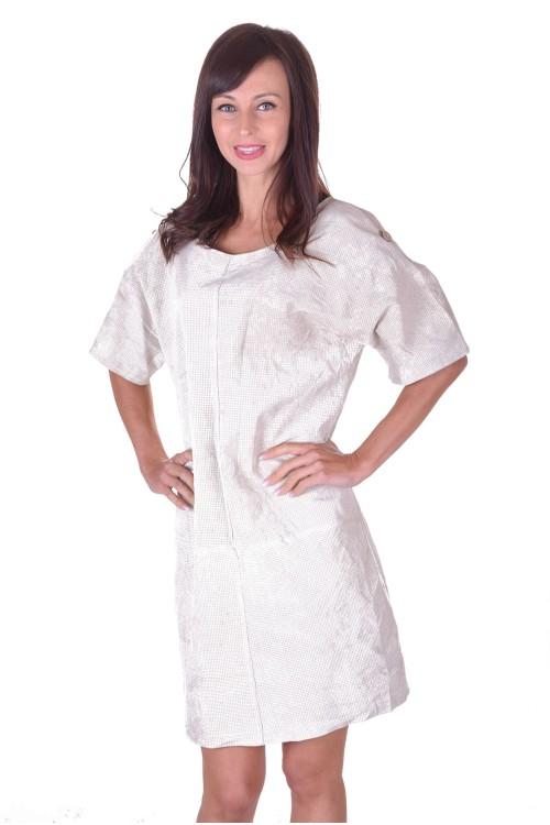 Rochie de damă frumoasă din piele naturală 112.00
