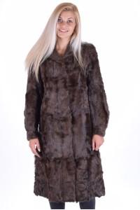 Palton de damă deosebit de capra