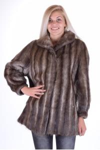 Palton de damă subțire dе blana naturala