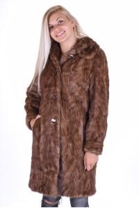 Palton de damă din nurcă