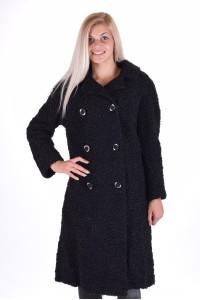 Palton elegant de astrahan