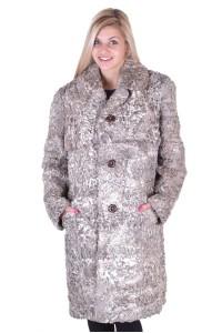 Palton de damă modern dе blana naturala