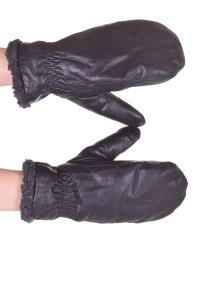 Mănuși de damă draguțe piele