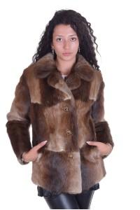 Palton dе blana naturala