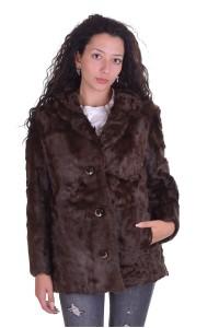 Palton elegant dе blana naturala
