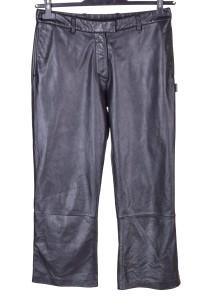 Pantalon de damă clasic piele