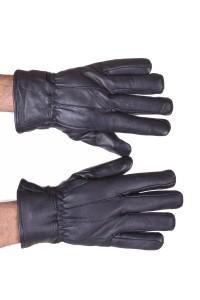 Mănuși de bărbați draguțe piele