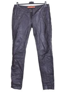 Pantalon de damă din piele naturală