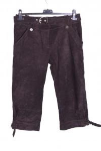 Pantalon de damă întoarsă