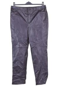 Pantalon de damă excelent piele