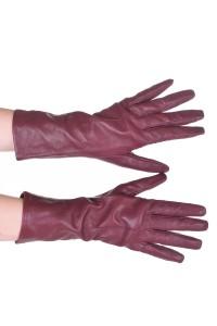 Mănuși de damă elegante piele