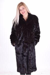 Palton de damă dе blana naturala