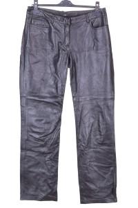Pantalon din piele naturală