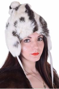 Pălărie de damă modernă dе blana naturala