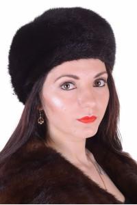 Pălărie de damă din nurcă
