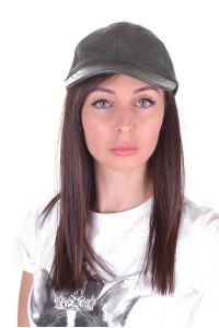 Pălărie din piele artificială