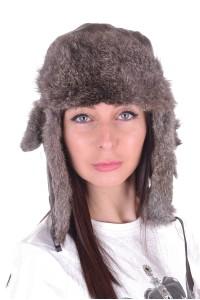 Pălărie din piele naturală