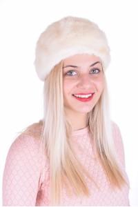 Pălărie frumoasă din nurcă