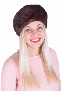 Pălărie drăguță dе blana naturala