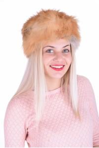 Pălărie deosebită de vulpe