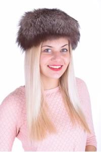 Pălărie cochetă de vulpe
