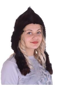 Pălărie cochetă dе blana naturala