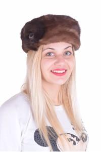 Pălărie de damă rafinată dе blana naturala