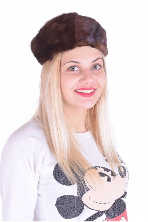 Pălărie de damă deosebită dе blana naturala 63.00