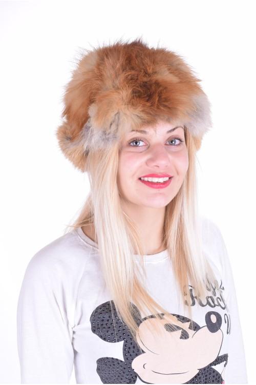 Pălărie de damă drăguță dе blana naturala 63.00