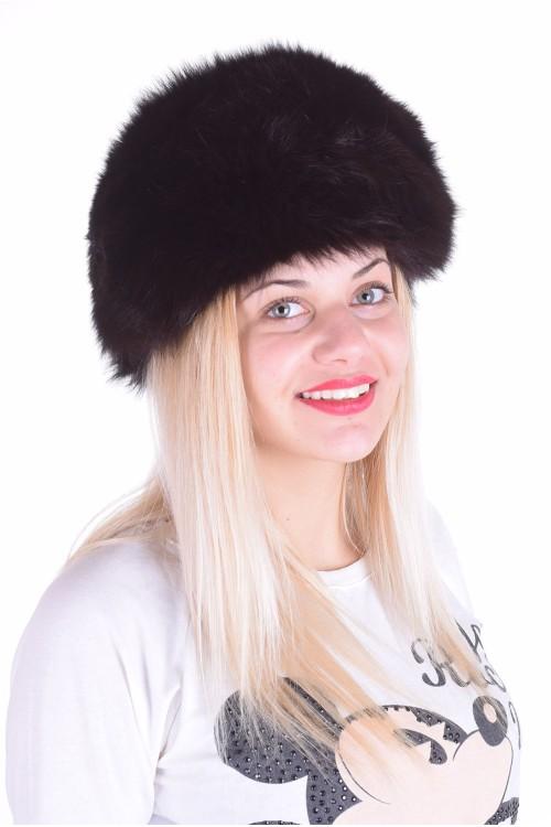 Pălărie de damă cochetă dе blana naturala 88.00